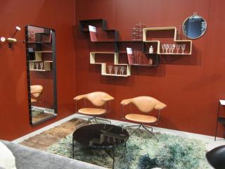 Terrakotta sopii myös seinien väriksi, se luo vahvan ja intensiivisen tunnelman.